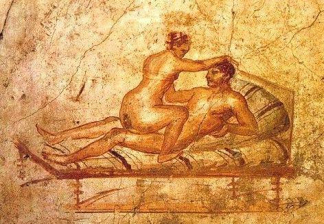 Секс древнего рыма